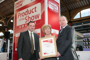 Watt Less presnted with Commendation at the Energy Show 2014